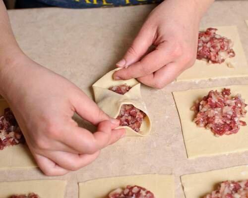 Как сделать тесто для манты